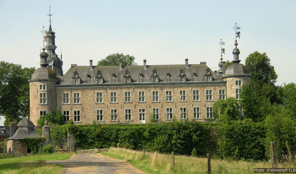 Chateau Mirwart P.Willems