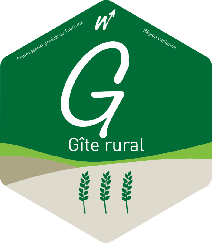 Gite rural 3 epis region wallonne 700x800